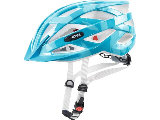 UVEX I-VO C Cykelhjelm turkis | Helmets